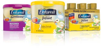 Enfamil Products